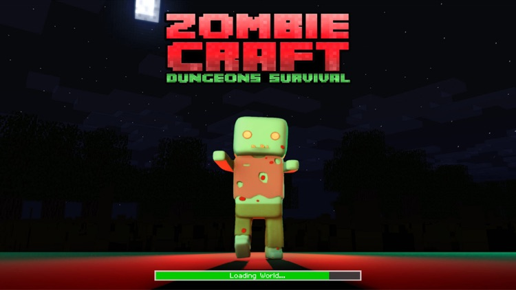 Zombie Craft Dungeons Survival
