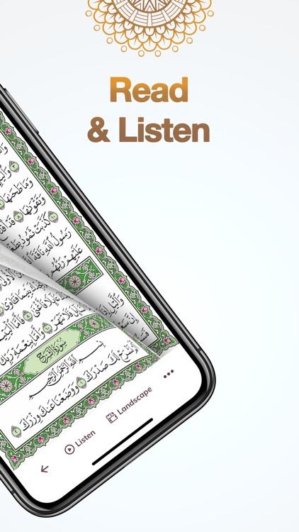 Al Quran by Quran Touch screenshot-4