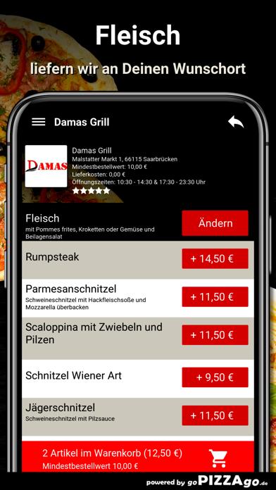 Damas Grill Saarbrücken screenshot 6