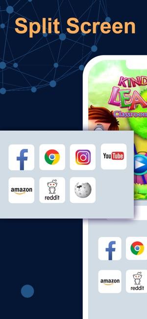 Split Screen: multitasking