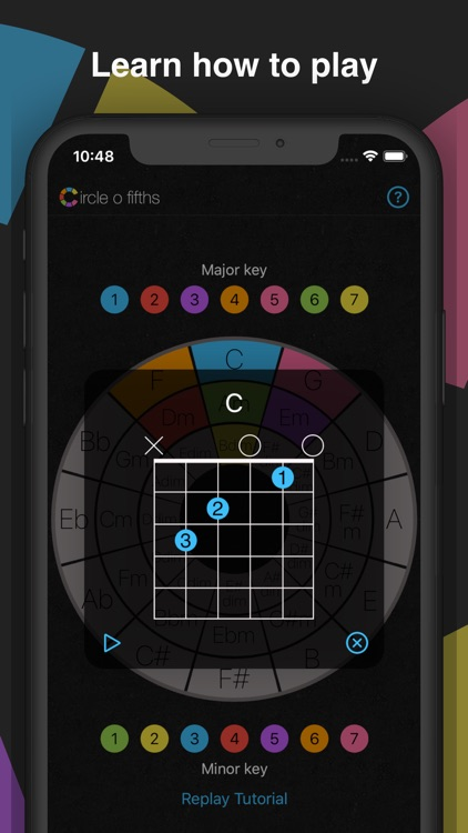 Circle o Fifths: Music Theory
