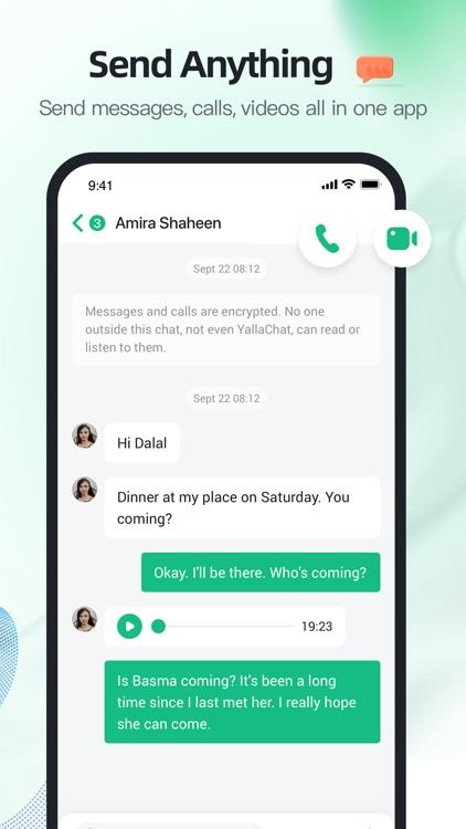 YallaChat screenshot-3
