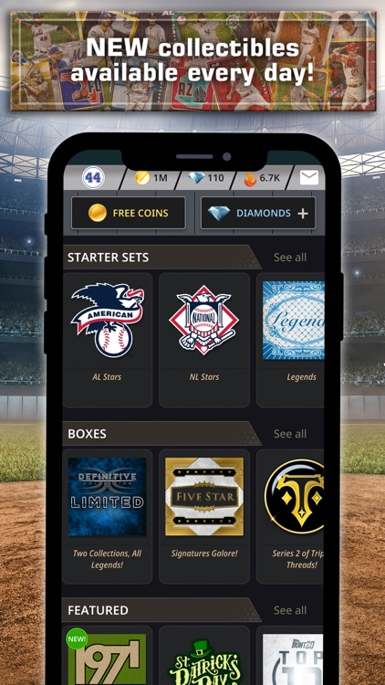 Topps® BUNT® MLB Card Trader screenshot-6