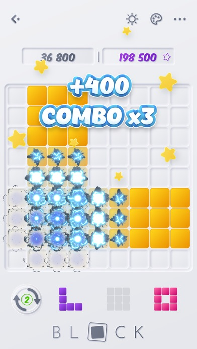 Classic Block & Bricks PuzzleScreenshot von 2