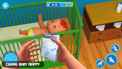 Mother Simulator Mom & Baby 3D
