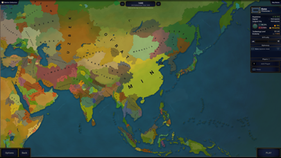 Age of History II Asia Screenshot
