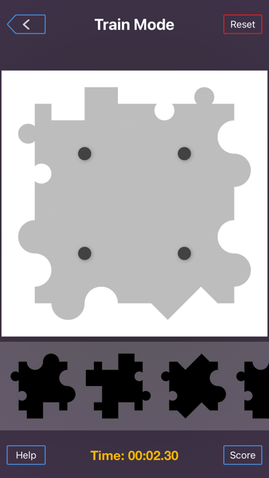 Blank Jigsaw Puzzle - Pro Screenshot