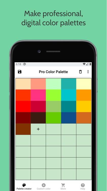 Pro Color Palette
