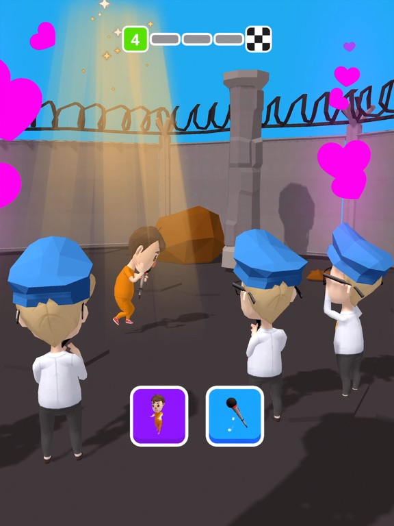 Escape Jail 3D screenshot 7