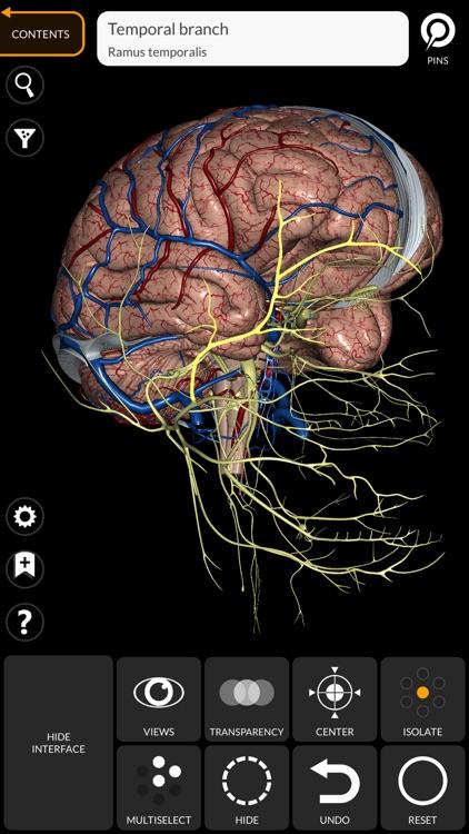 Anatomy 3D Atlas screenshot-6