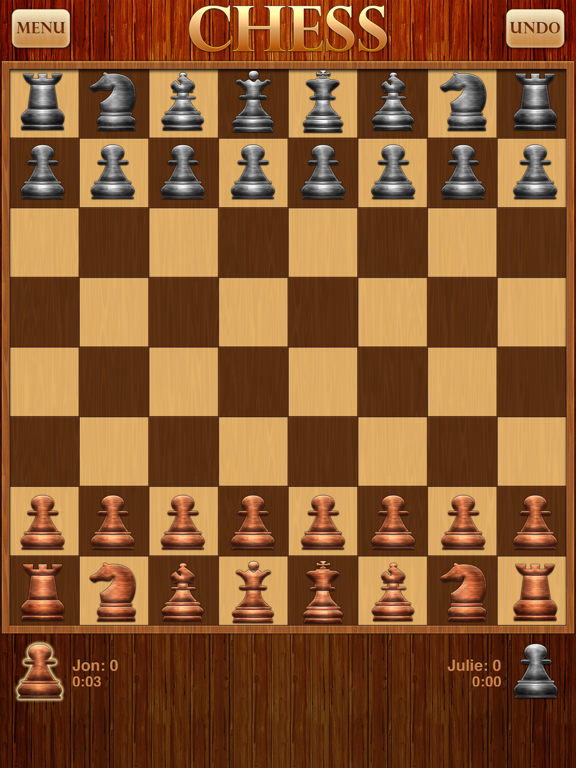 Chess HD  ∙ screenshot one
