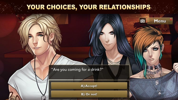 Is It Love? Colin - Romance screenshot-4
