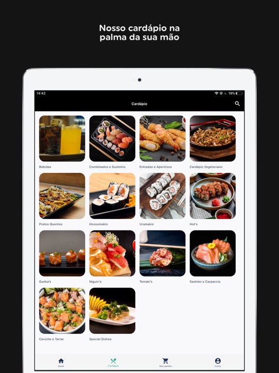 Hanzo Sushi Bar screenshot 8