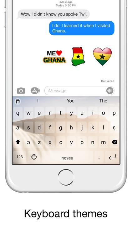 Nkyea Keyboard