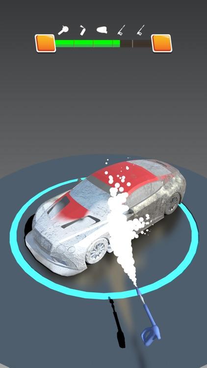 Car Restoration 3D screenshot-9