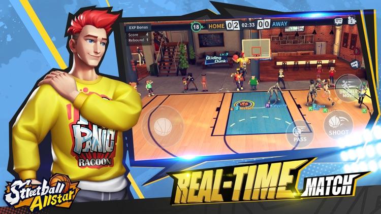 Streetball Allstar:3v3 eSports