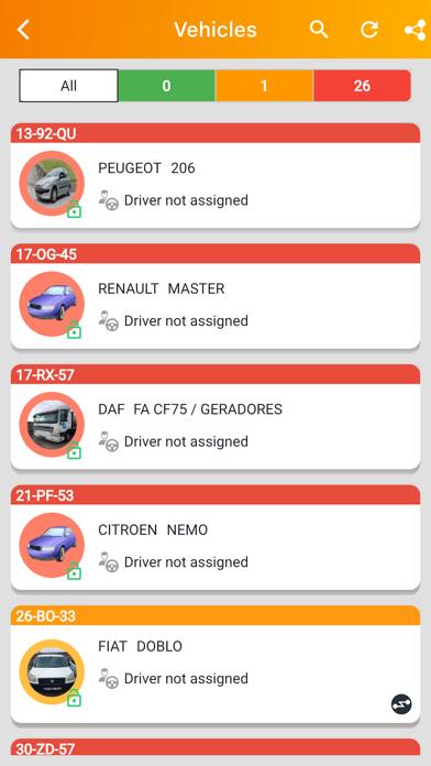 Frotasoft - Gestión de flotasCaptura de pantalla de2