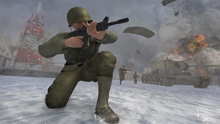 World War 2 Battlefield screenshot-5