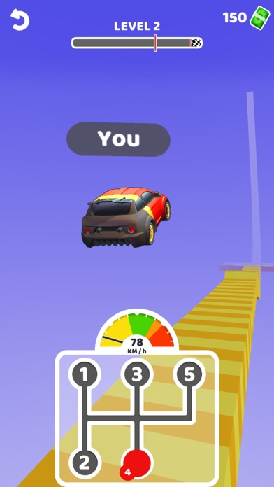 Gear Race 3D screenshot 3