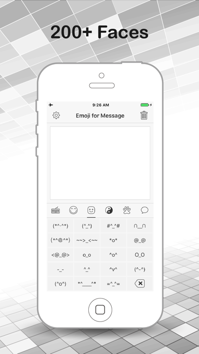 Emoji for Message,Texting,SMS - Cool Fonts,Characters Symbols,Emoticons Keyboard for Chatting screenshot