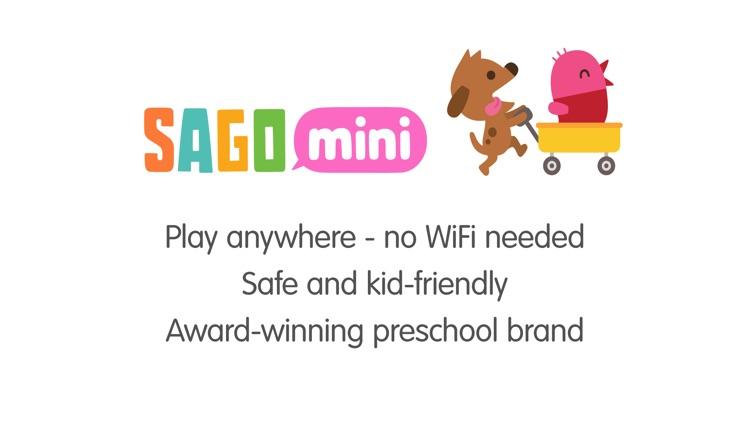 Sago Mini Train Adventure screenshot-6