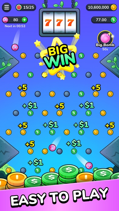 Plinko Master - Be a winner screenshot 1