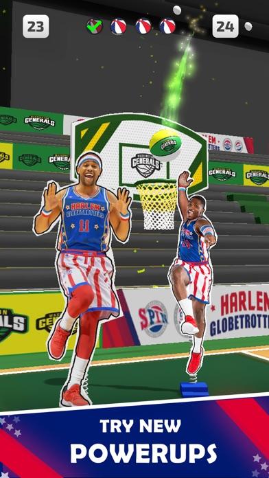 Harlem Globetrotter Basketball screenshot 4