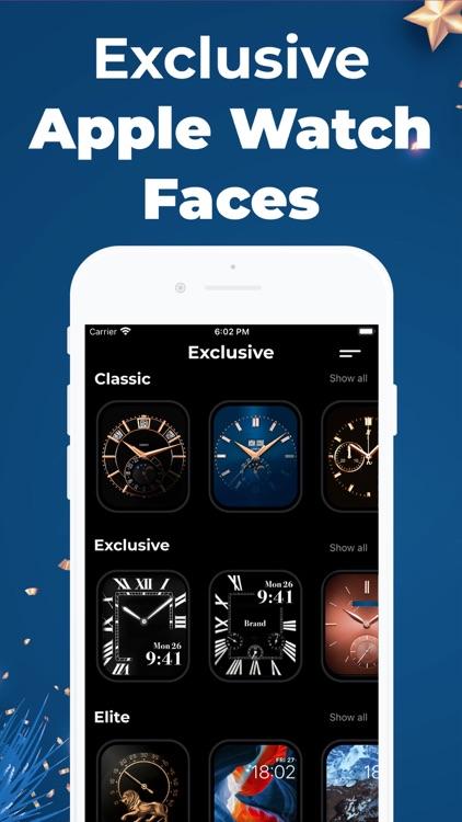 Watch Faces Face Gallery App screenshot-7
