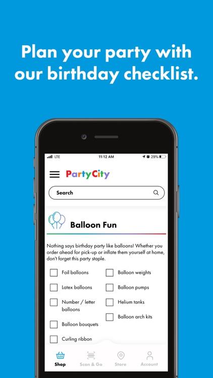 Party City screenshot-6
