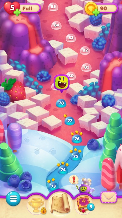Jelly Cube Blast screenshot-3
