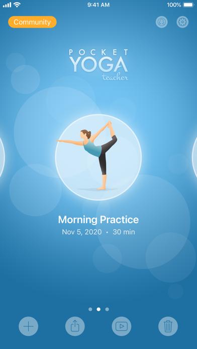 Screenshot #1 pour Pocket Yoga Teacher