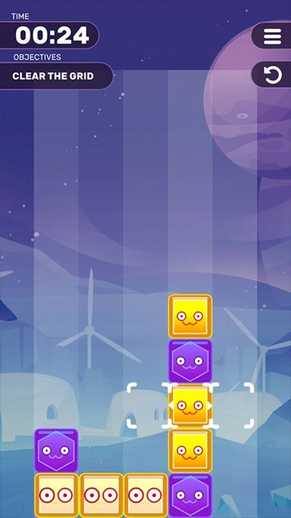 Flipon: Space Puzzle Adventure