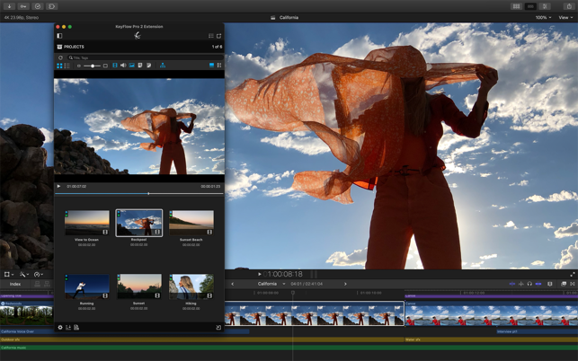 ‎Final Cut Pro Screenshot