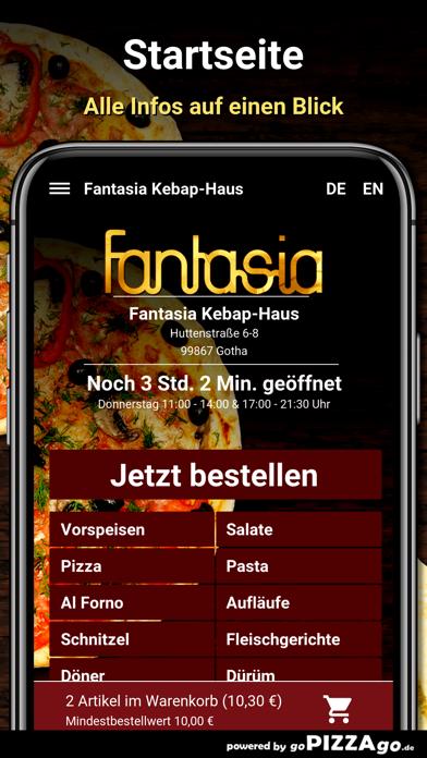 Fantasia Kebap-Haus Gotha screenshot 2