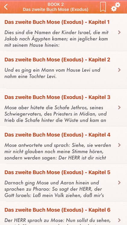 German Bible - Luther Version