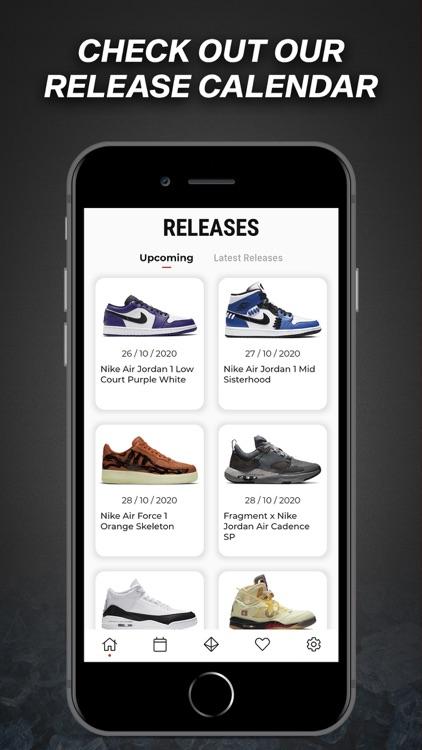 SNKRADDICTED – Sneaker App screenshot-3