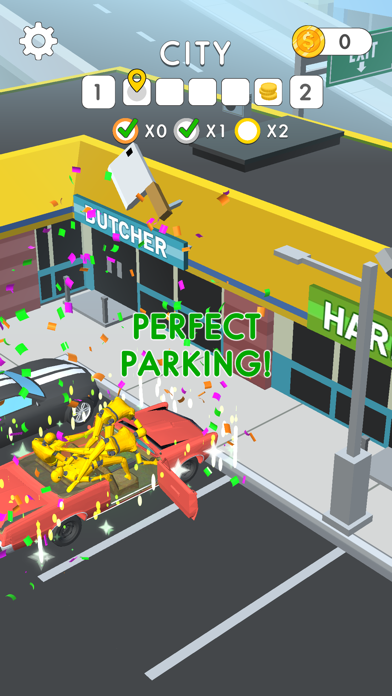 Car Flip -  Parking Heroes screenshot 3