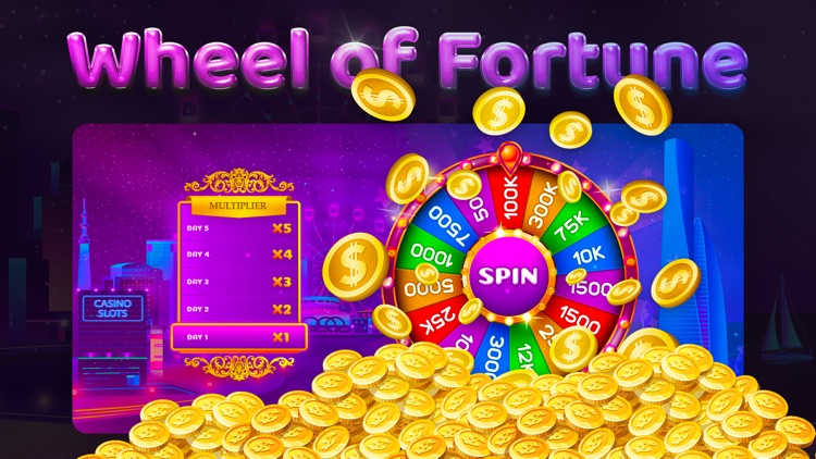 Napoleons™ Slots Casino Vegas screenshot-4