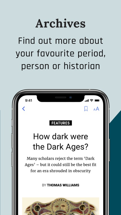 BBC History Magazine screenshot-4