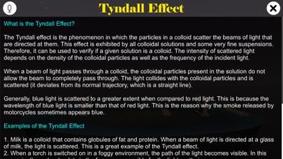Tyndall Effect screenshot 1