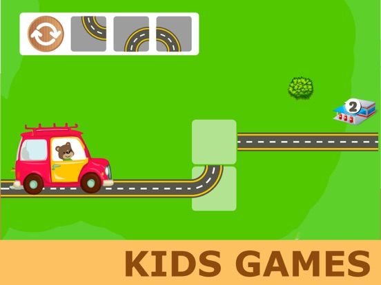 Car games for kids 4 years old screenshot 4