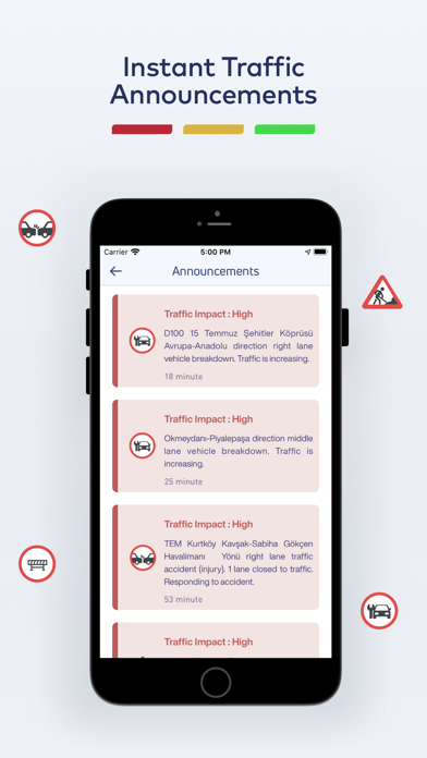 messages.download IBB CepTrafik software