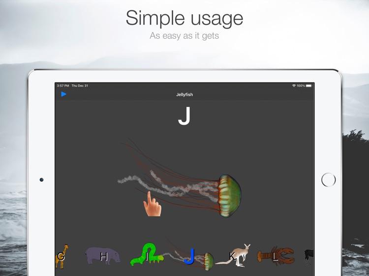 Alphabet of Animals screenshot-3