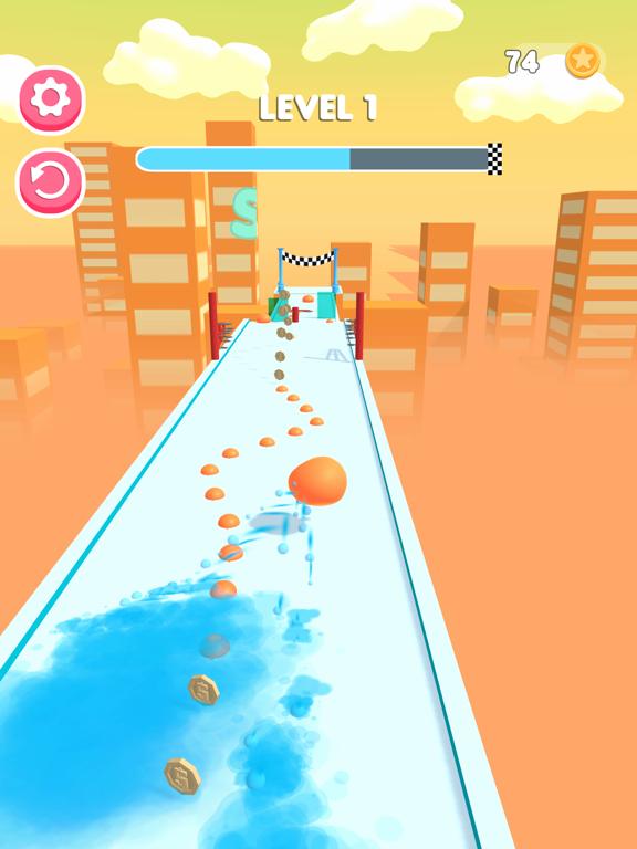 Water Bomb Roll screenshot 9