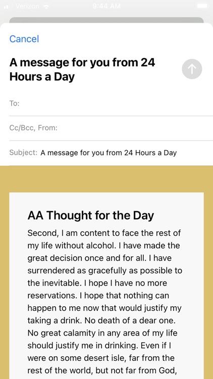 Twenty-Four Hours a Day screenshot-4