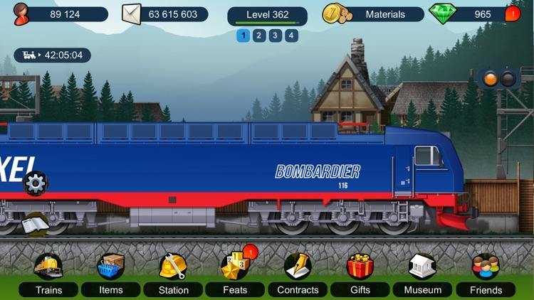 Train Station: Rail Transport screenshot-5
