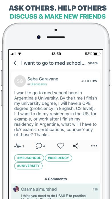 MEDizzy - Medical CommunityScreenshot of 7