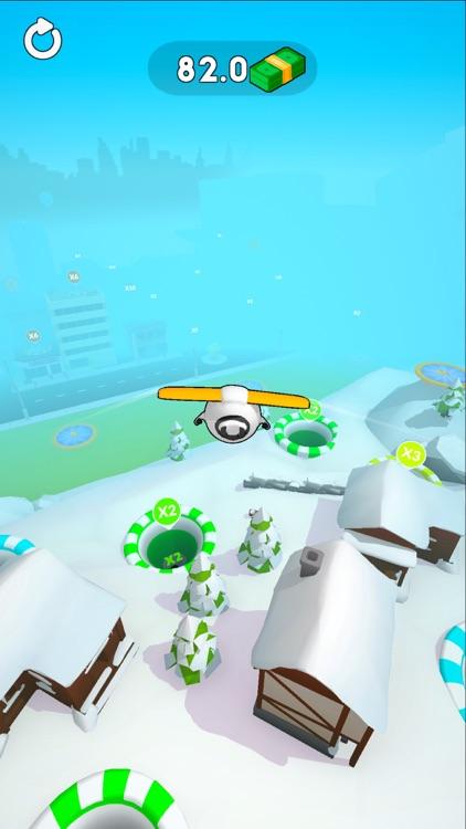 Sky Glider 3D screenshot-4