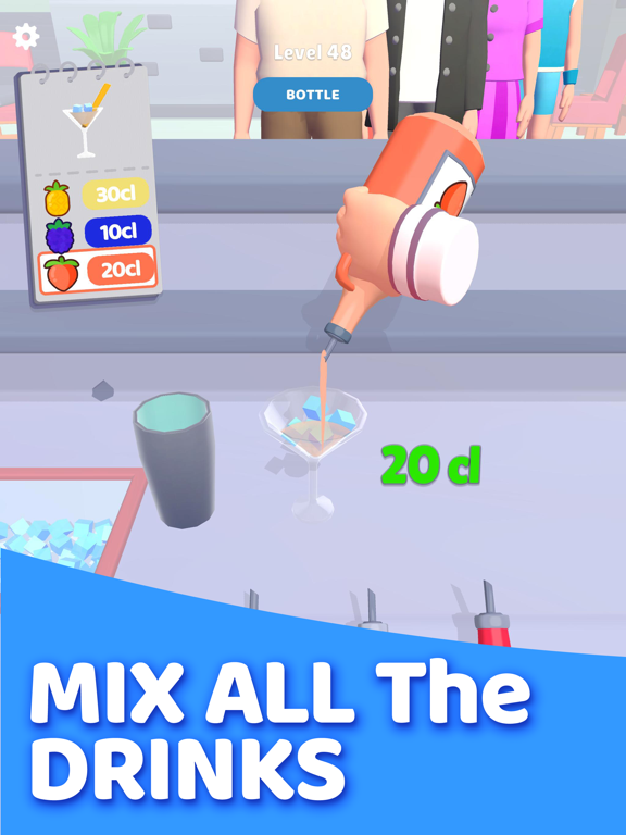 iPad Image of Mix and Drink