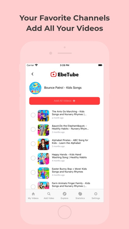 Ebetube screenshot-4
